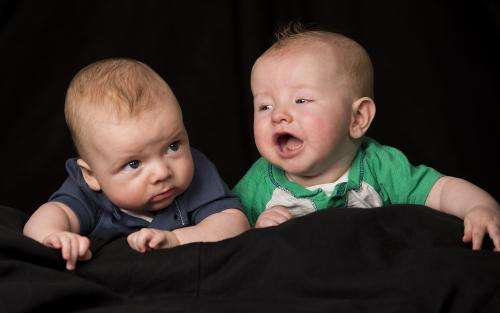 Babies can read each other's moods, study finds