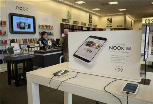 B&N to add Google Play app store to its Nook HD (Update)