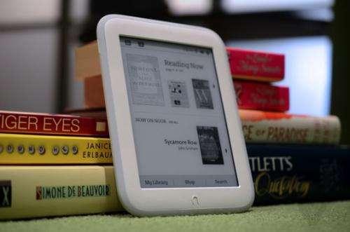 Barnes & Noble releases new Nook e-reader for $119