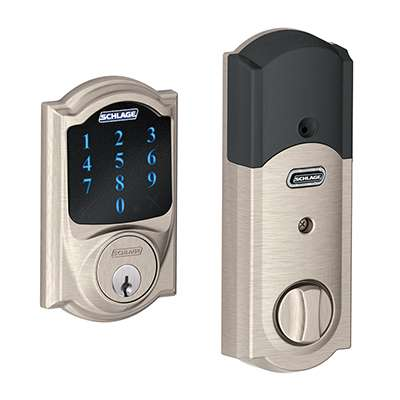 Review: Schlage Touchscreen Deadbolt lets you in without a key