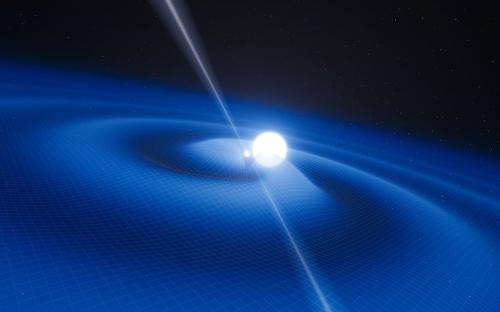 Bizarre binary star system pushes study of relativity to new limits