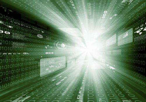 Bold idea for 'big data': Researchers take aim at data glut with customized optical network