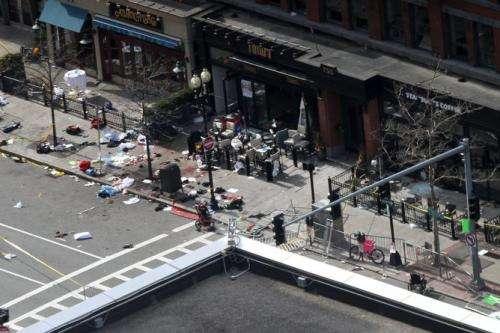 Boston Marathon attacks: A very restrained US media and online response