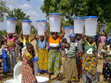 Bringing clean water to developing nations