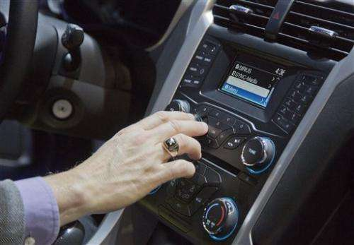 Carmakers let app developers drive innovation