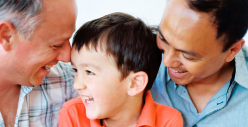 Children of same sex attracted parents score high on health and wellbeing