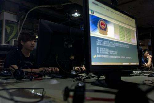 China claims victory in scrubbing Internet clean