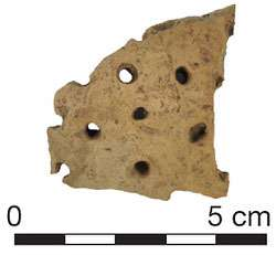 Clay pot fragments reveal early start to cheese-making, a marker for civilization