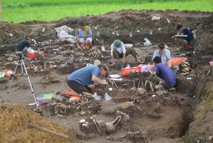 Clues to Southeast Asian civilisation unearthed