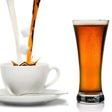 Coffee or beer? The choice could affect your genome