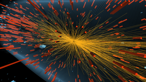 Correlation phenomena observed by CMS may shed light on exotic state of matter