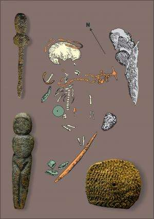 Ancient Siberian genome reveals genetic origins of Native Americans