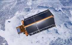 CryoSat-2 mission reveals major Arctic sea-ice loss