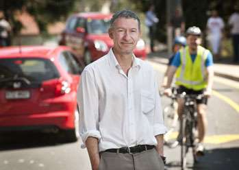 Cyclist visibility in the spotlight