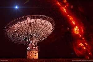 Detected radio bursts evidence of 'exotic phenomena'