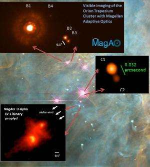 UA astronomers take sharpest photos ever of the night sky