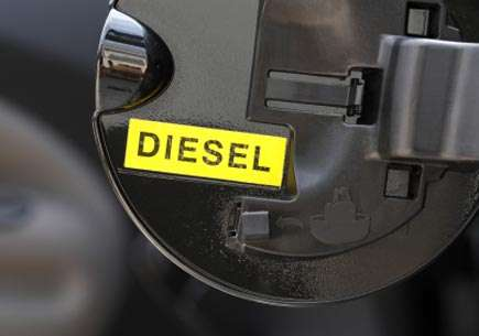 Diesel vehicles save owners thousands
