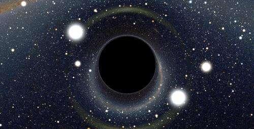 Kütle Çekim Dalgaları Ve Evrenin Eksik Bileşenleri…