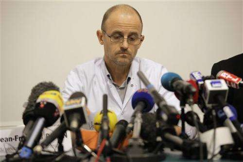 Doctors give no prognosis for Michael Schumacher