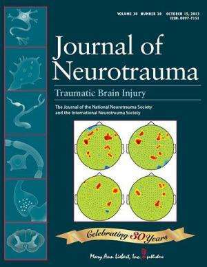 Does genetic variability affect long-term response to traumatic brain injury?
