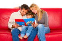 Don't judge a book by its cover, researchers urge parents