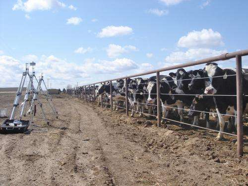 Dust from Dairies Not Likely to Pose Hazard to Nearby Communities