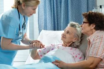 Early emergency department palliative care consultations resulted in significantly shorter hospital stays
