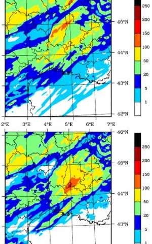 Elucidating heavy precipitation events