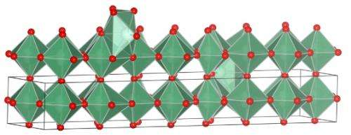 Engineers craft new material for high-performing 'supercapacitors'