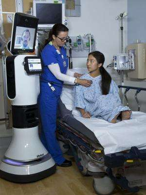 FDA gives green light to RP-VITA hospital robot