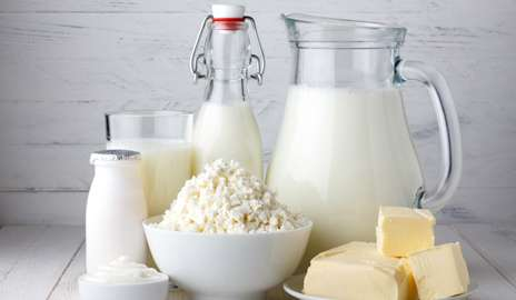 Families on food assistance buying fewer full-fat dairy products