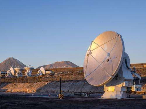 Final Antenna Delivered to ALMA: All 66 ALMA antennas now handed over to the observatory