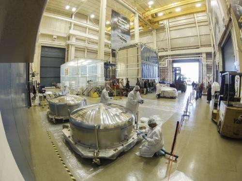 Final James Webb Space Telescope mirrors arrive at NASA