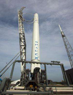 First-ever SpaceX payload delivery set for launch