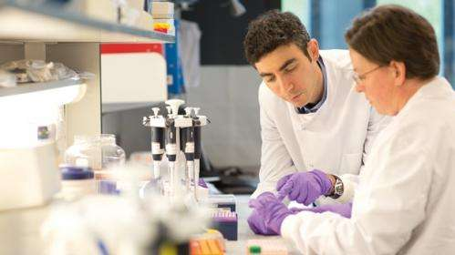 Genetic profiling tracks progression from manageable blood cancer into deadly disease