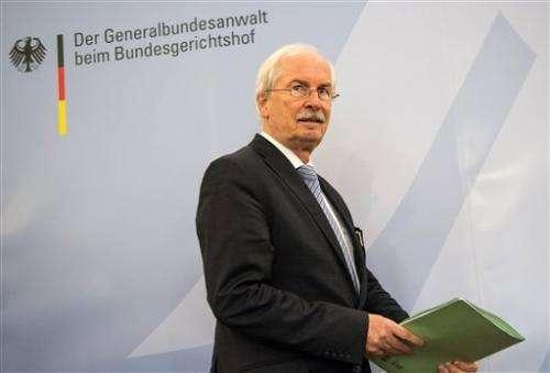 German prosecutor: still weighing NSA probe