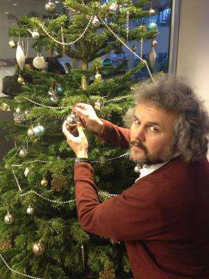 Mathematics expert devises festive formula to solve the struggle of finding the perfect Christmas tree