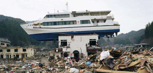 GPS solution provides 3-minute tsunami alerts