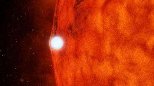 Gravity-bending find leads to Kepler meeting Einstein