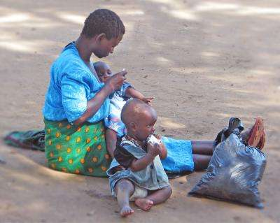 Gut microbes at root of severe malnutrition in kids