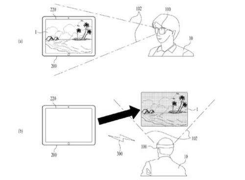 LG Electronics HMD patent sets sights on video viewing