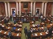 House joins senate to avert medicare cuts