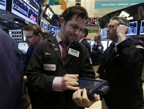 How a phony tweet and computer trades sank stocks