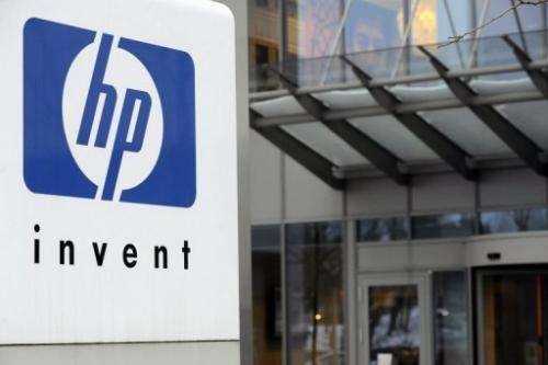 HP says Moonshot systems take up a fifth of the space of traditional computer servers