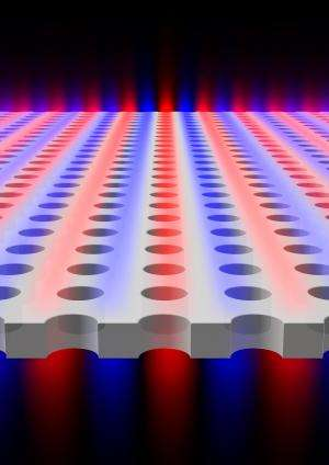 New phenomenon could lead to novel types of lasers and sensors
