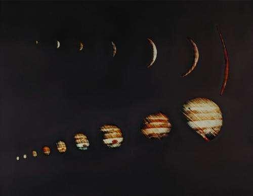 Image: Pioneer 10's groundbreaking approach to Jupiter