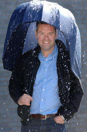 Innovation rains supreme as entrepreneur reinvents the umbrella