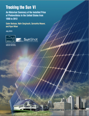 Installed price of solar photovoltaic systems in the US continues to decline at a rapid pace