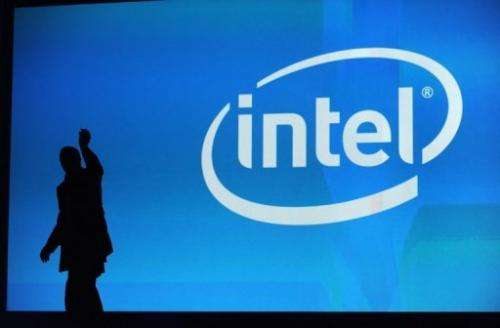 Intel Corp. unveiled a new line of computer chips
