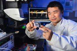 Iowa State computer, electrical engineers working to help biologists cope with big data
